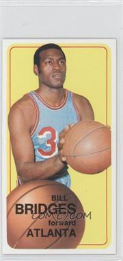 1970-71 Topps #71 - Bill Bridges