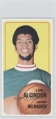1970-71 Topps #75 - Kareem Abdul-Jabbar