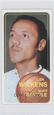 1970-71 Topps #80 - Lenny Wilkens