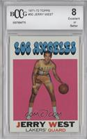 Jerry West [ENCASED]