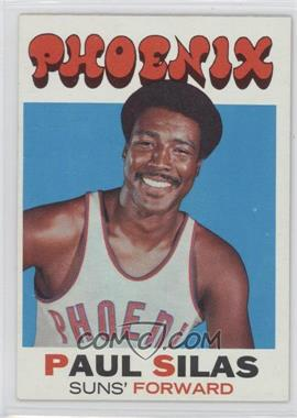 1971-72 Topps - [Base] #54 - Paul Silas