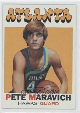 1971-72 Topps - [Base] #55 - Pete Maravich