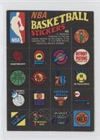 NBA Team Logos [GoodtoVG‑EX]