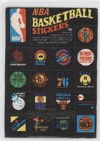 NBA Team Logos [PoortoFair]