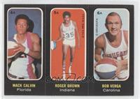 Mack Calvin, Roger Brown, Bob Verga [PoortoFair]