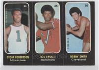 Oscar Robertson, Wes Unseld, Bobby Smith
