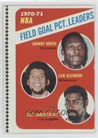 Johnny Green, Kareem Abdul-Jabbar, Wilt Chamberlain [GoodtoVG&#8209…