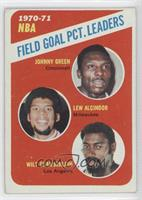 Johnny Green, Kareem Abdul-Jabbar, Wilt Chamberlain [Good to VG&#8209…