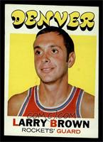 Larry Brown [EX]