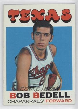 1971-72 Topps #153 - Bob Bedell