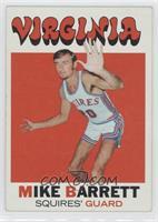 Mike Barrett [GoodtoVG‑EX]