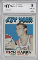 Rick Barry [ENCASED]