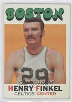 Henry Finkel [GoodtoVG‑EX]