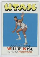 Willie Wise