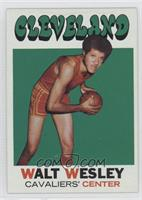 Walt Wesley [GoodtoVG‑EX]