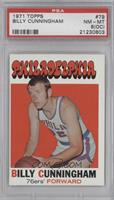 Billy Cunningham [PSA 8 (OC)]