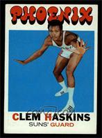 Clem Haskins [EX]