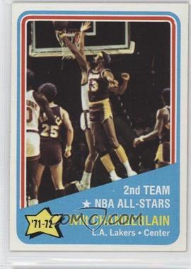 1972-73 Topps - [Base] #168 - Wilt Chamberlain