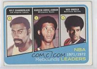 Wilt Chamberlain, Kareem Abdul-Jabbar, Wes Unseld [GoodtoVG‑E…