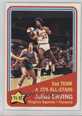 1972-73 Topps - [Base] #255 - Julius Erving