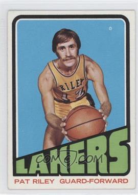 1972-73 Topps #144 - Pat Riley