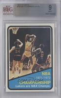 Los Angeles Lakers Team [BVG9]