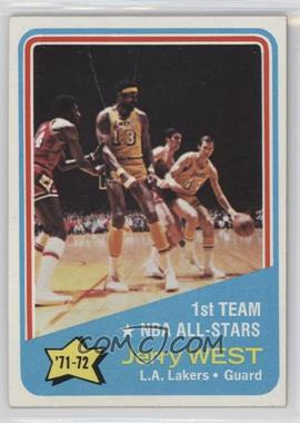 1972-73 Topps #164 - Jerry West