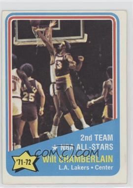1972-73 Topps #168 - Wilt Chamberlain