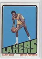 Leroy Ellis