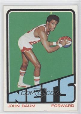 1972-73 Topps #191 - Johnny Baum