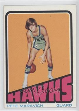 1972-73 Topps #5 - Pete Maravich