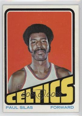 1972-73 Topps #55 - Paul Silas