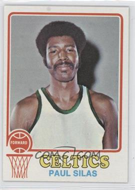 1973-74 Topps - [Base] #112 - Paul Silas