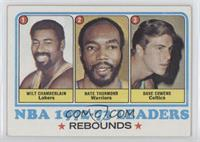Wilt Chamberlain, Nate Thurmond, Dave Cowens, Los Angeles Lakers Team [Good&nbs…