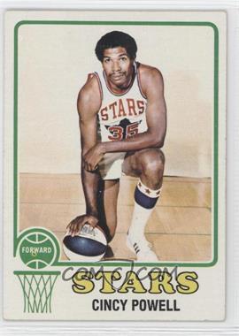 1973-74 Topps - [Base] #186 - Cincinnatus Powell