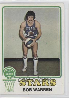 1973-74 Topps - [Base] #196 - Bob Warren