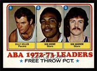 Bill Keller, Ron Boone, Bob Warren [VG]