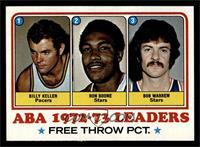 Bill Keller, Ron Boone, Bob Warren [NM]