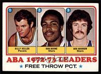 Bill Keller, Ron Boone, Bob Warren [EX]