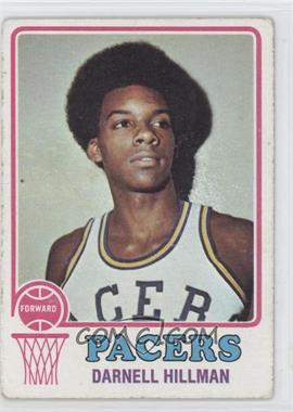 1973-74 Topps - [Base] #244 - Darnell Hillman