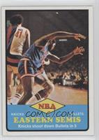 NBA Eastern Semis (Knicks vs. Bullets)