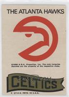 Atlanta Hawks, Boston Celtics