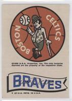 Boston Celtics, Buffalo Braves
