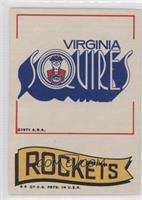Virginia Squires, Denver Rockets