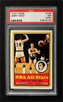 Jerry West [PSA 7 (PD)]