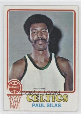 1973-74 Topps #112 - Paul Silas