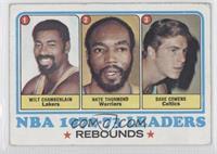 Wilt Chamberlain, Nate Thurmond, Dave Cowens, Los Angeles Lakers Team [Good&nbs…