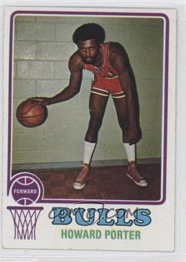 1973-74 Topps #167 - Howard Porter