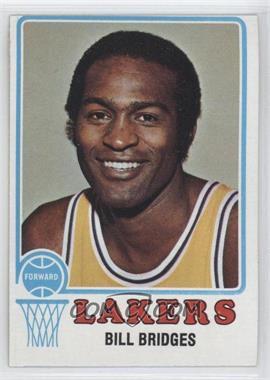 1973-74 Topps #174 - Bill Bridges