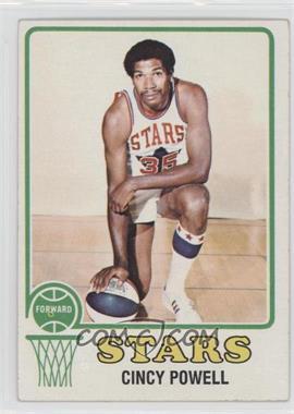 1973-74 Topps #186 - Cincinnatus Powell